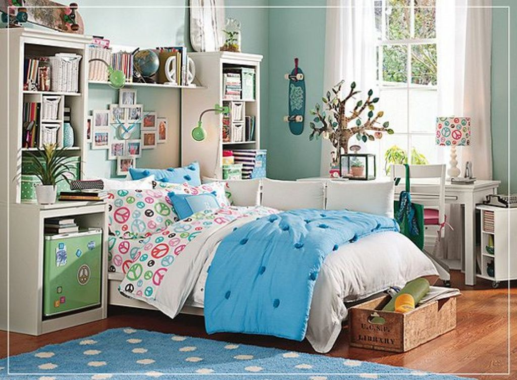 cute teenage girls room inspiration designs