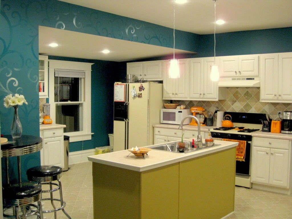 What Paint Finish To Use On Kitchen Cabinets - Monsterlune