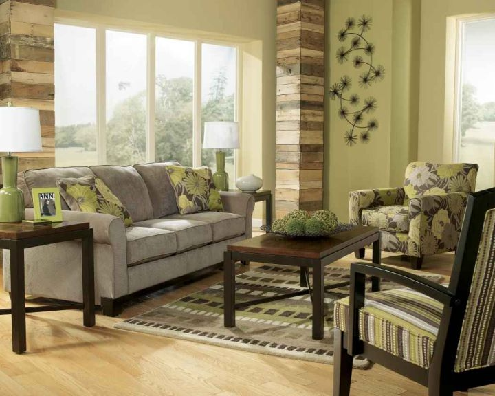 20 relaxing earth tone living room designs for Living room ideas earth tones