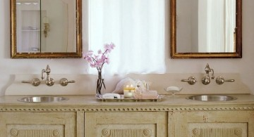 energy saving master bathroom lighting ideas