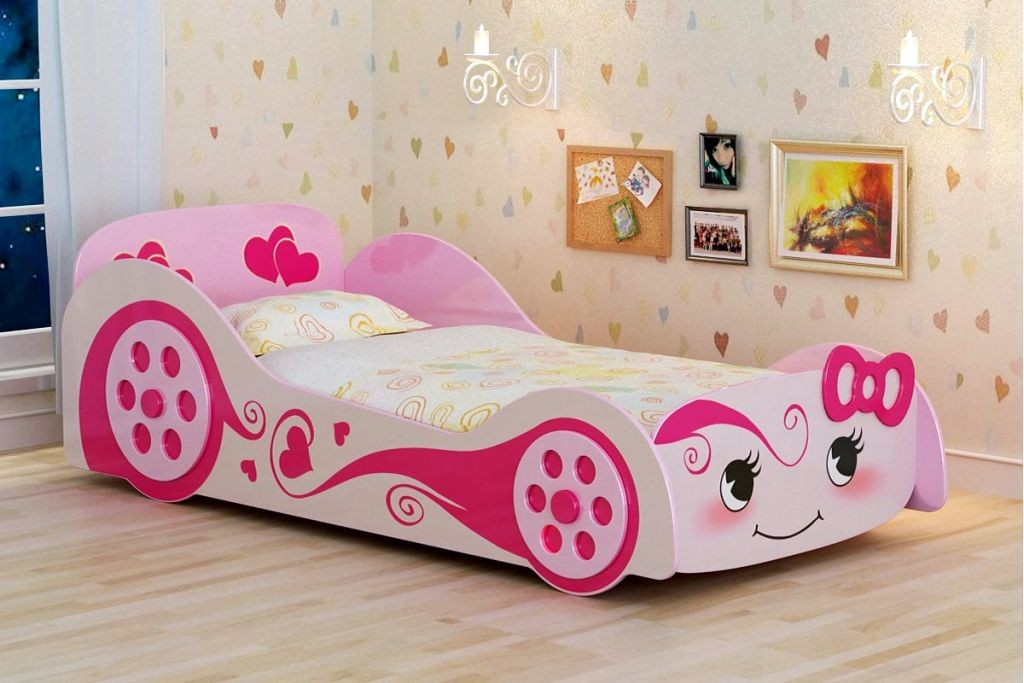 18 unique beds for girls that will open your mind for Stylish children s furniture
