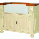 freestanding kitchen sinks without cabinets