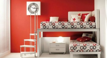 funky bunk beds for limited space