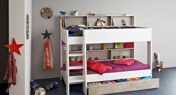 funky bunk beds for small space