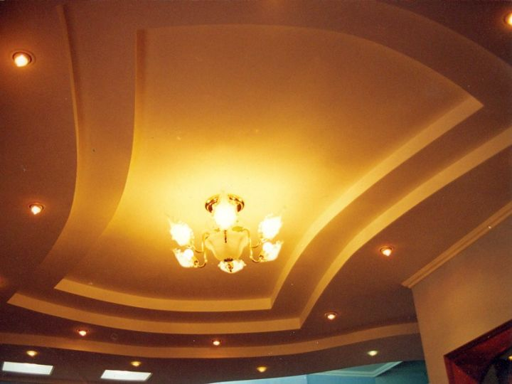 18 Beautiful Different Ceiling Ideas That Fit Any Interiors