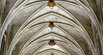 gothic vaulted ceilings