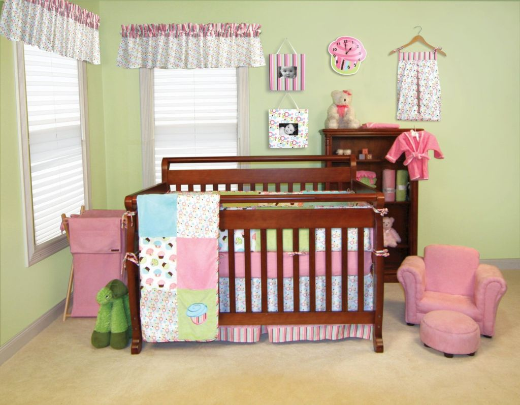 Gallery For Pink Baby Room Ideas