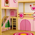 half playroom unique beds for girls