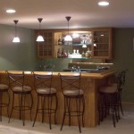 hanging pendant lights ideas and inspiration for mini bar