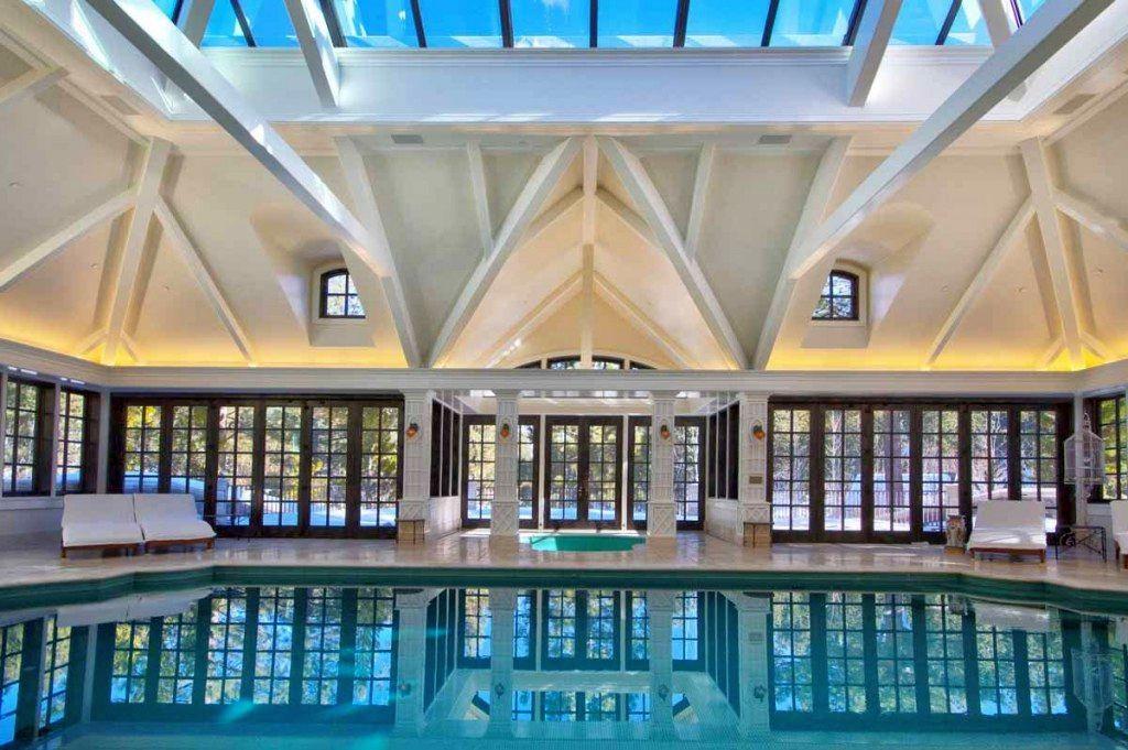 Public Swimming Pool Design elegant modern indoor pool Public Swimming Pool Design Contemporary Home With Indoor Swimming Pool Gallery For Indoor Swimming Pool Designs