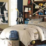 hockey bedrooms