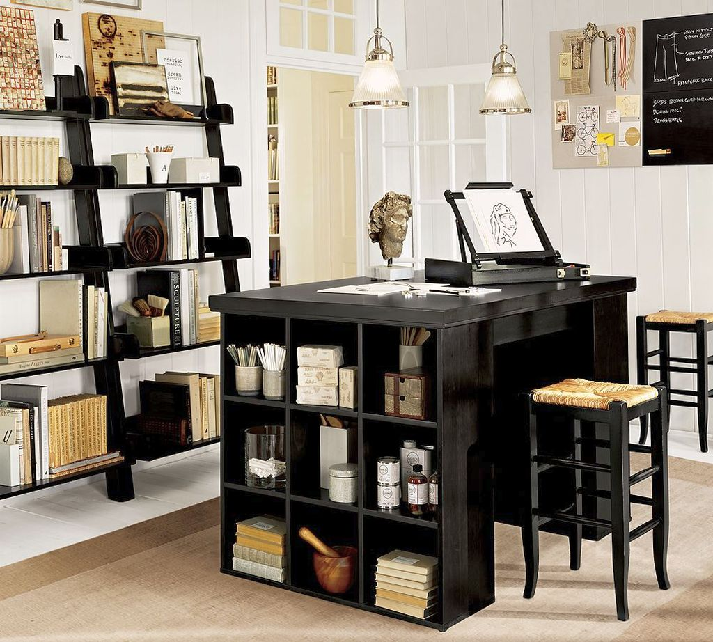Home Design Ideas For Small Spaces: 20 Inspiring Home Office Design Ideas For Small Spaces