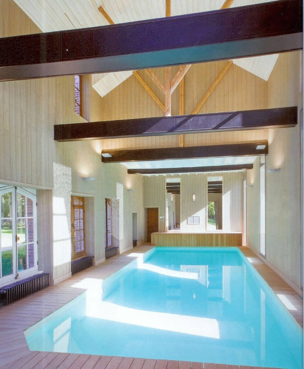 Gallery For Indoor Swimming Pool Designs