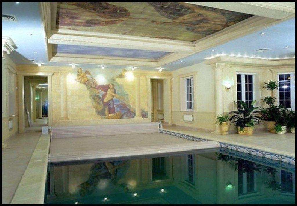 20 Niftiest Indoor Swimming Pool Designs