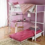 industrial design funky bunk beds
