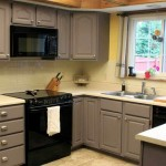 industrial grey popular paint colors for kitchen