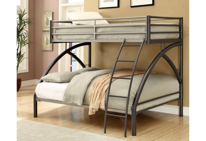 Sturdy Metal Bunk Beds For Adults