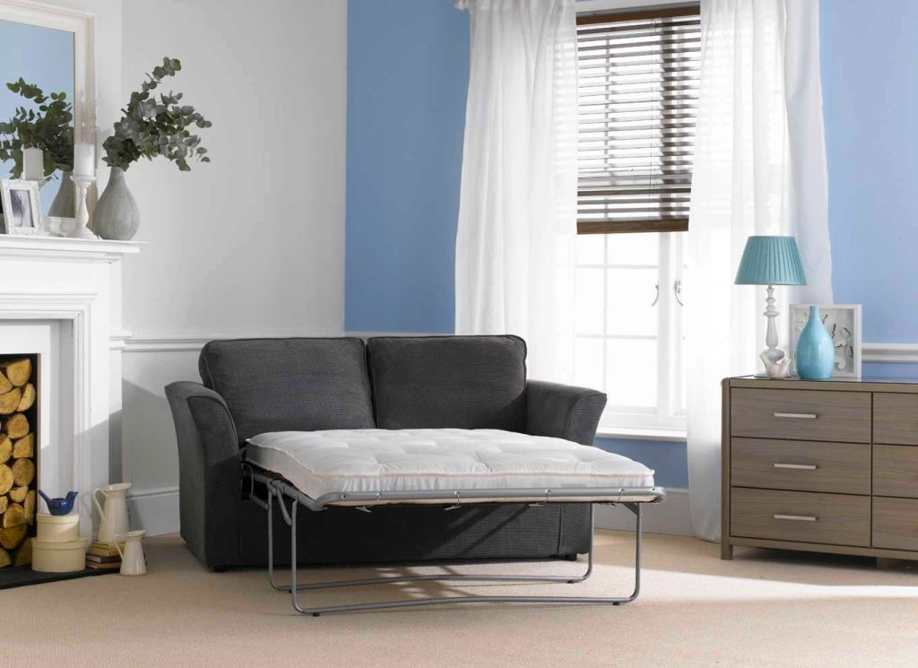 20 stylish small sofa bed designs for small rooms for Compact beds