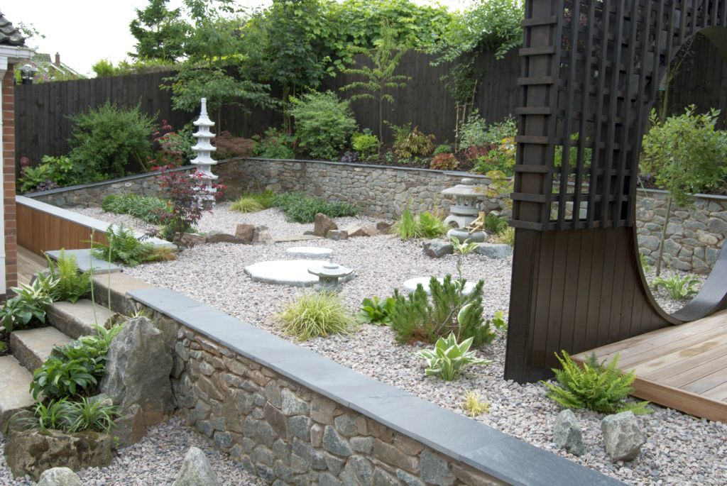 20 Lovely Japanese Garden Designs For Small Spaces