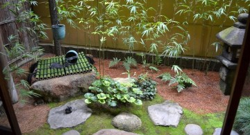 japanese style backyard for limited space