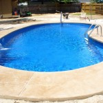 kidney shaped swimming pools for small back yard