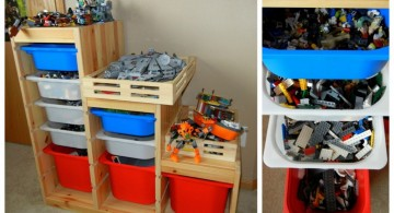 kids playroom design ideas for toys storage
