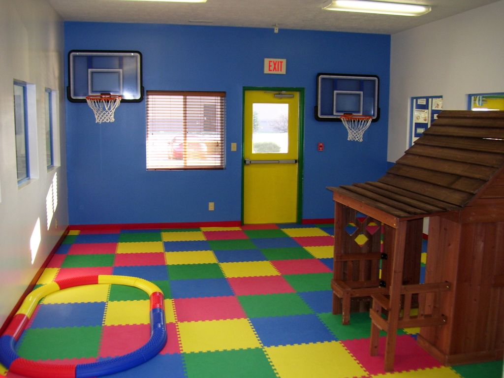19 fun kids playroom design ideas your little angels for Playroom floor ideas