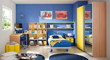 kids rooms paint ideas 015