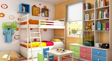 kids rooms paint ideas in pastel colors