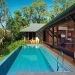lap pool designs for bungalows