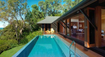 lap pool designs for bungalows
