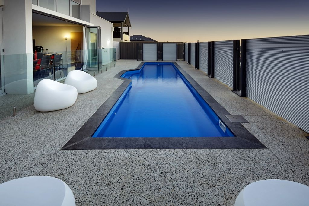 19 Breath Taking Lap Pool Designs Made For Modern Homes