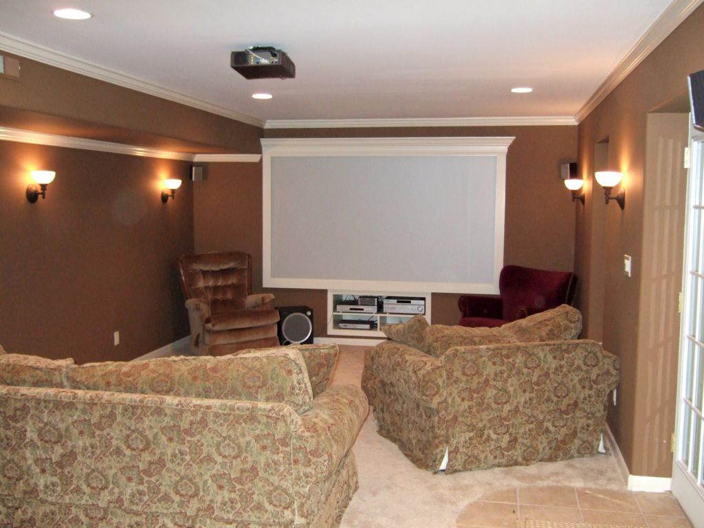 lighting ideas for basement with limited space