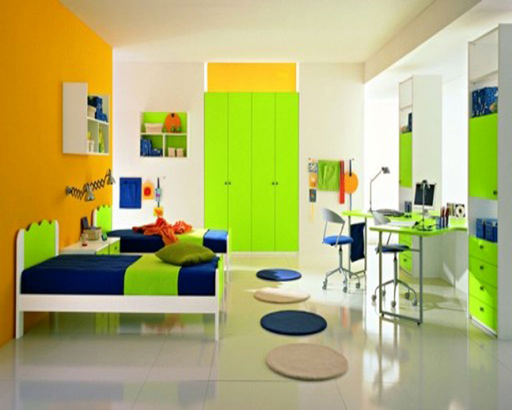 Lime Green Bedroom Decor White And Lime Green Bedroom