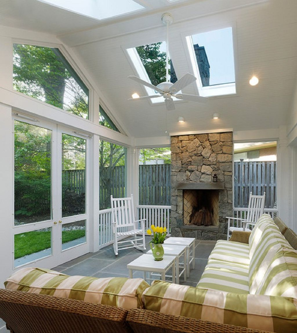 20 living room with skylight ideas to warm up your winter