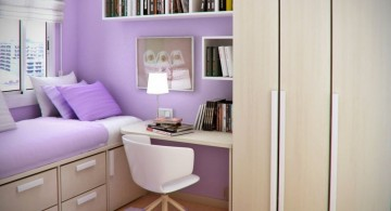 loft bed with desk white for small space with hidden drawers