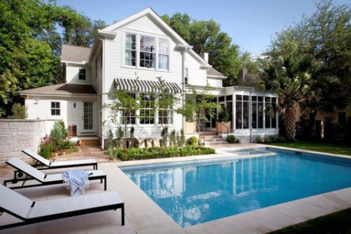 Design Backyard With Pool : 17 Refreshing Ideas of Small Backyard Pool Design