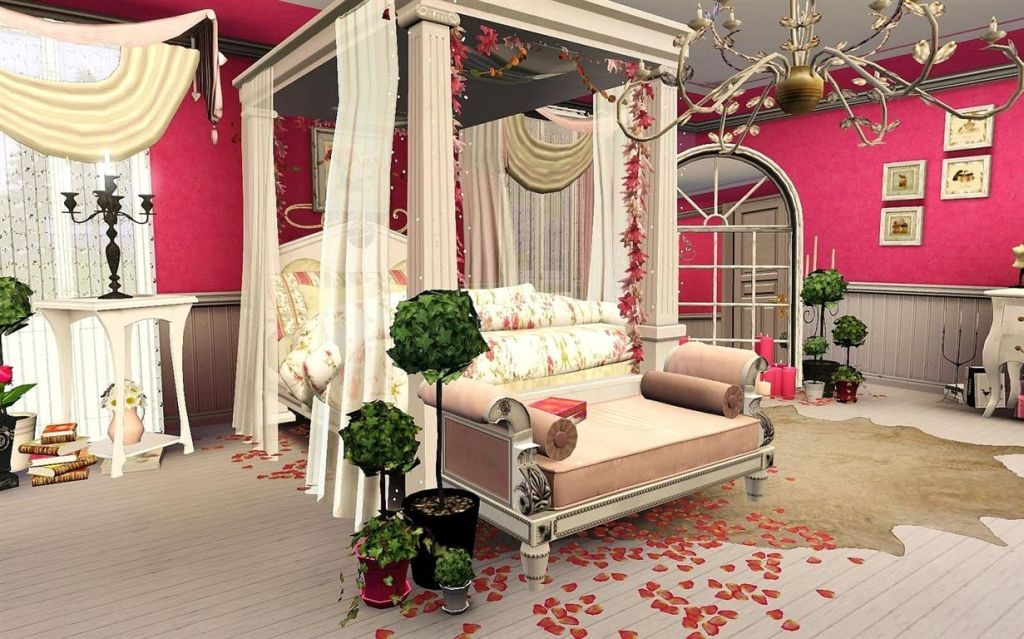 20 romantic bedroom decoration for valentines day