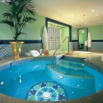 luxurious indoor tiny swimming pools