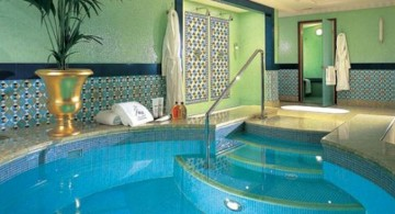 luxurious indoor tiny swimming pools
