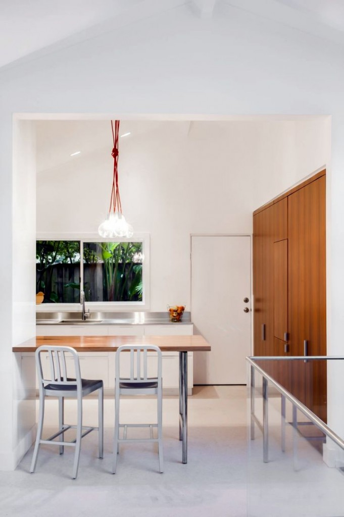 making a pendant light for small rooms