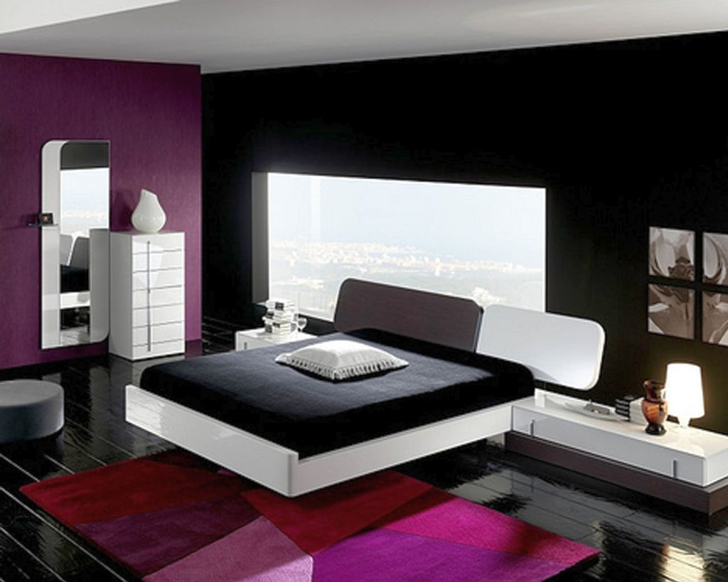 Gallery For Pink And Black Bedroom Decor