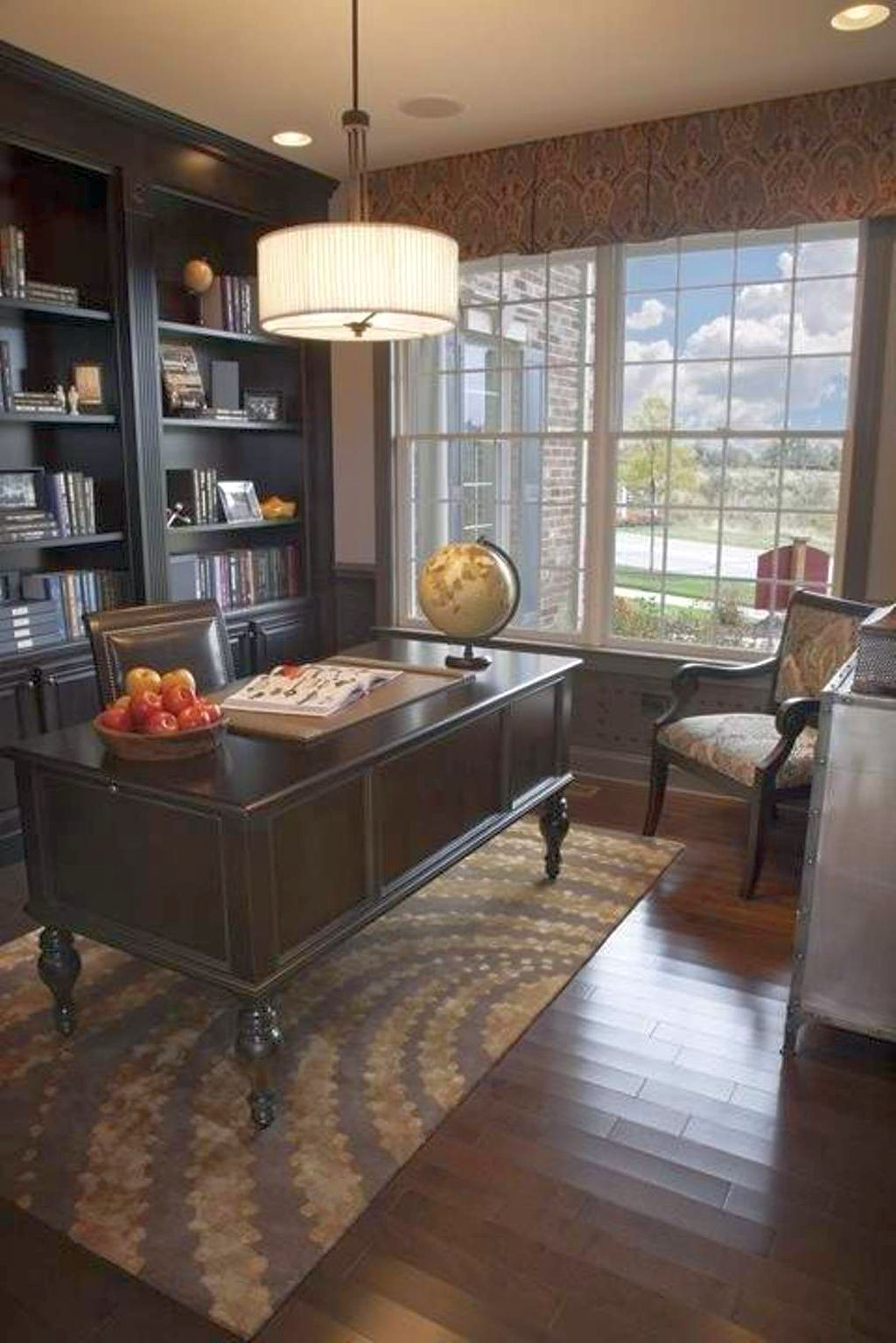 Stunning Masculine Home Office  Incredible Furniture