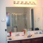 master bathroom lighting ideas with lightbulbs row