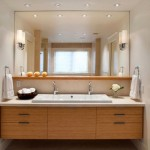 master bathroom lighting ideas with small lamps