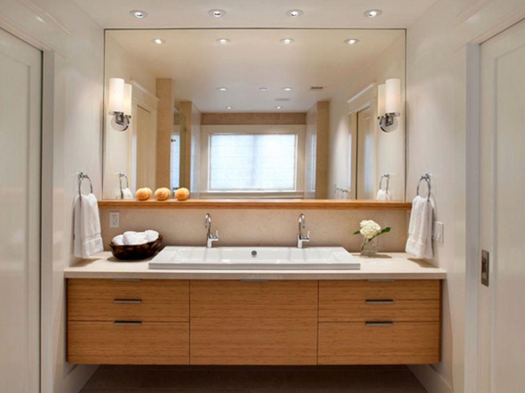Stunning Master Bathroom Lighting Ideas - Bathroom vanity lighting ideas and pictures