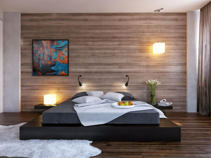 Asian wall bed