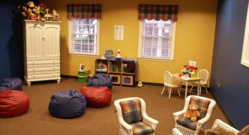 minimalist kids playroom design ideas
