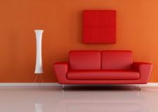 Modern Furniture Red 17 sleek office desk designs for modern interior
