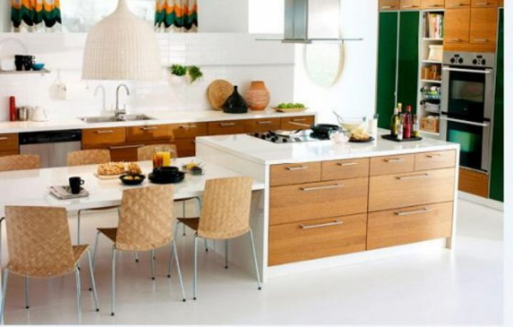 Minimalist Modular Kitchen Designs For Open Floor Kitchen